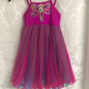 Revolution Dance Costume Medium Child Fly Away